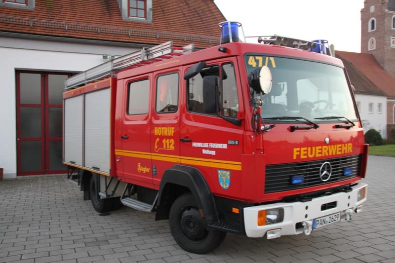 Löschgruppenfahrzeug LF 8/6